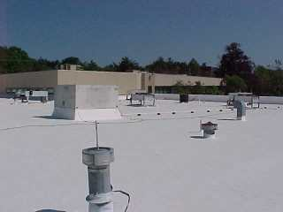 commercial cool roof