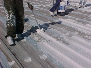Often vertical seaming is not required to stop leaks, but not in this project